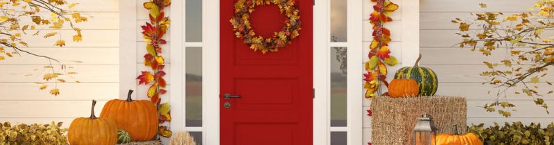 Válasszon a homlokzathoz illő bejárati ajtót!